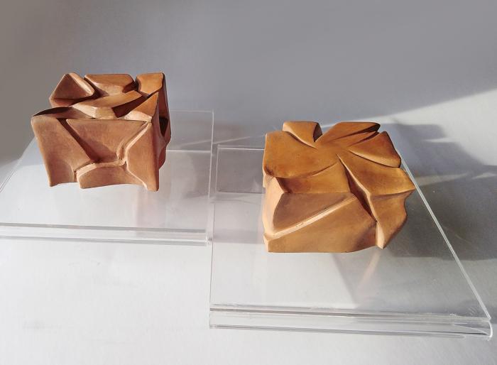 Cubi di aria di terra 2