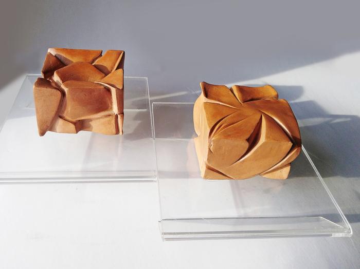 Cubi di aria di terra